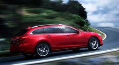 Mazda 6 (2015) : léger restylage et nouveaux équipements