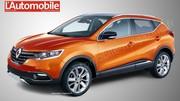 Futur Renault SUV compact : Rendez-vous le 2 février