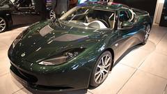Lotus Evora : déclinée en SUV ?