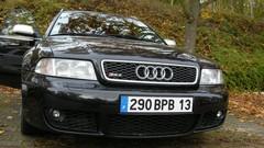 Marche arrière : L'Audi RS4 B5