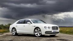 Essai Bentley Flying Spur V8 : access first-class