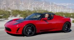 La vieille Tesla Roadster reçoit une upgrade