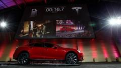 Le système d'échange rapide des batteries Tesla arrive pour le public