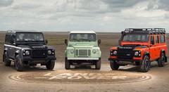Land Rover Defender : La dernière ligne droite