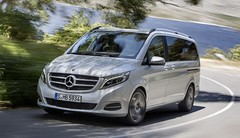 Essai Mercedes Classe V 220 CDI 7G-Tronic : le grand monospace premium