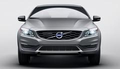 La Volvo S60 prend de la hauteur
