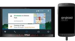 Pioneer dévoile ses premiers autoradios Android Auto au CES de Vegas