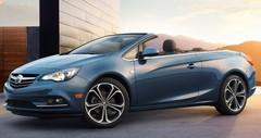 Buick s'approprie le cabriolet Opel Cascada