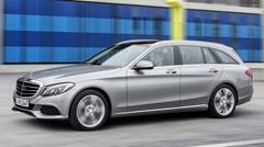 Mercedes C 350 Plug-In Hybrid, berline et break