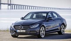 Mercedes C350 Plug-in Hybrid (2015) : premières photos officielles