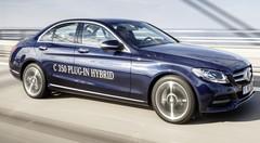 Mercedes-Benz C350 Plug-In Hybrid : Un petit appétit pour le Salon de Detroit