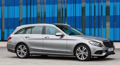 La Mercedes Classe C en version Plug-In Hybrid !
