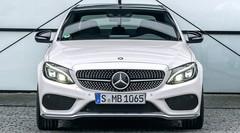 Voici la Mercedes C 450 AMG, moins extrême que la C 63