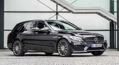 Mercedes C450 AMG 4 Matic, petite joueuse ?
