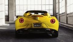 Alfa Romeo 4C Spider : un autre regard