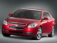 Chevrolet Malibu : redevenir prophète en son pays