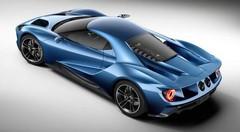 Ford GT : le premier clip