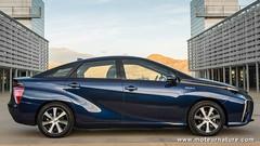 600 clients particuliers pour la Toyota Mirai