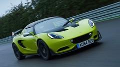 Lotus Elise S Cup : sortie sur route autorisée