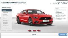 Ford Mustang : les tarifs en France