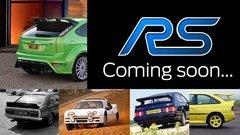 Nouvelle Ford Focus RS : rendez-vous le 3 février
