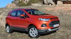 L'échec commercial de l'EcoSport en Europe pousse Ford à avancer la date de son restylage