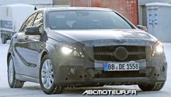 Mercedes Classe A : restylage en approche