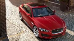 """Jaguar XE : la berline britannique élue """"Plus Belle Voiture de l'Année 2014"""""""