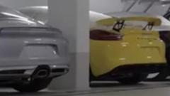Encore le Porsche Cayman GT4 ?