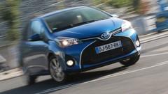 Essai Toyota Yaris Hybride Attitude : Juste 3,3 L en ville