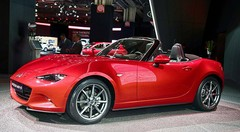 Nouvelle Mazda MX-5 : une version MPS en préparation