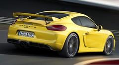Porsche Cayman GT4 : Le couteau entre les crocs