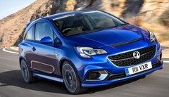 Opel Corsa OPC 2015 : nouvelle peau pour la bombinette allemande