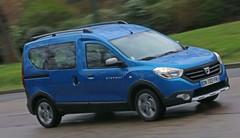 Essai Dacia Dokker Stepway : T'as le look