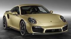 Porsche 911 Turbo : un nouvel Aerokit