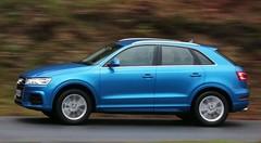 Essai Audi Q3 2015 : Une nouvelle face pour le petit Q