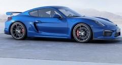 Porsche Cayman GT4 : vieille école