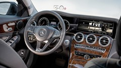 Restylage Mercedes Classe C 2017 : Valeurs intérieures