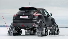 Nissan Juke Nismo RSnow : le crossover fait la chenille
