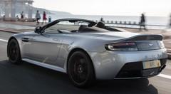 Essai Aston Martin V12 Vantage S Roadster : Diva dans l'âme