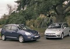 Essai Kia Carens CRDI / Citroën Picasso HDI 110 : Ils n'ont pas les mêmes valeurs