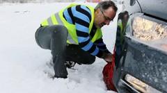 Ces chaînes à neige qui vous facilitent les sports d'hiver