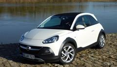 Essai Opel Adam Rocks : Branché et tonique