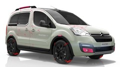 Citroën Berlingo Mountain Vibe : Relief plus marqué