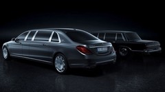 Mercedes-Maybach Pullman, Le Luxe tout simplement