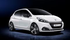 Peugeot 208, facelift de mi-carrière