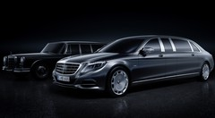 Mercedes-Maybach Pullman, hôtel particulier mobile