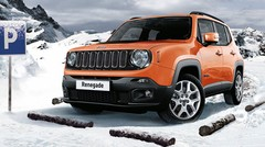 Jeep lance une série limiée Winter Edition du Renegade