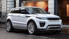 Range Rover Evoque 2016 : nouveau regard et moteur de Jaguar XE