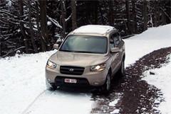 Essai Hyundai Santa Fe 2.2 CRDi Colorado - 150cv